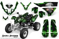 Polaris-Predator-500-CreatorX-Graphics-Kit-Skull-Patrol-Solid-Green-Black