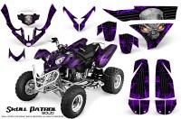 Polaris-Predator-500-CreatorX-Graphics-Kit-Skull-Patrol-Solid-Purple-Black