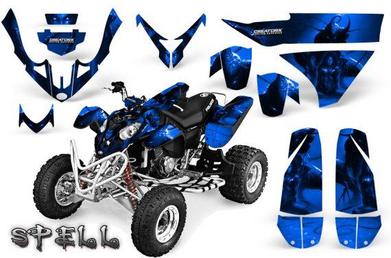 Polaris Predator 500 CreatorX Graphics Kit Spell Blue bk 570x376 - Polaris Predator 500 Graphics