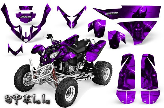 Polaris Predator 500 CreatorX Graphics Kit Spell Purple 570x376 - Polaris Predator 500 Graphics
