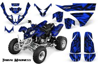 Polaris-Predator-500-CreatorX-Graphics-Kit-Tribal-Madness-Blue