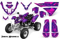 Polaris-Predator-500-CreatorX-Graphics-Kit-Tribal-Madness-Blue-Pink