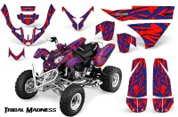 Polaris-Predator-500-CreatorX-Graphics-Kit-Tribal-Madness-Blue-Red