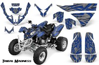 Polaris-Predator-500-CreatorX-Graphics-Kit-Tribal-Madness-Blue-Silver