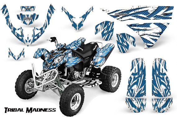 Polaris Predator 500 CreatorX Graphics Kit Tribal Madness BlueIce White 570x376 - Polaris Predator 500 Graphics