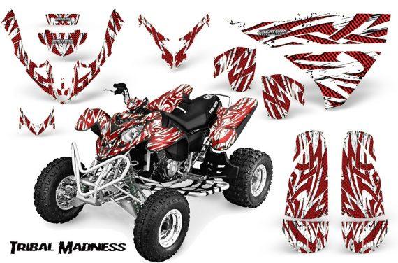 Polaris Predator 500 CreatorX Graphics Kit Tribal Madness Red White 570x376 - Polaris Predator 500 Graphics