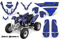 Polaris-Predator-500-CreatorX-Graphics-Kit-Tribal-Madness-Silver-Blue