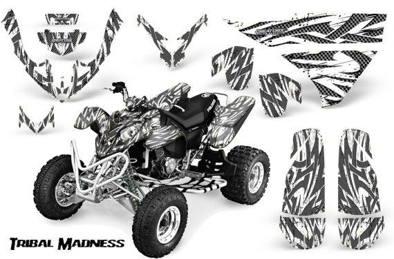 Polaris Predator 500 CreatorX Graphics Kit Tribal Madness Silver White 570x376 - Polaris Predator 500 Graphics