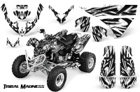 Polaris-Predator-500-CreatorX-Graphics-Kit-Tribal-Madness-White