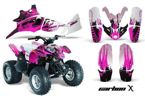 Polaris Predator 90 AMR Graphic Kit CX P 570x376 - Polaris Predator 90 Graphics