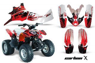 Polaris Predator 90 AMR Graphic Kit CX R 320x211 - Polaris Predator 90 Graphics