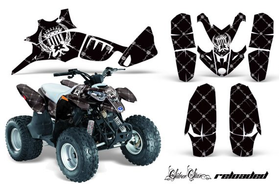 Polaris Predator 90 AMR Graphic Kit SR WB 570x376 - Polaris Predator 90 Graphics