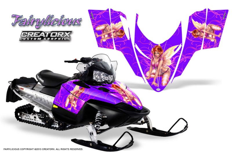 Polaris-RMK-Shift-Chassis-CreatorX-Graphics-Kit-Fairylicious-Pink-Purple