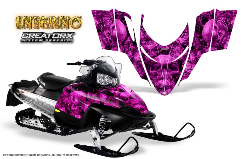 Polaris-RMK-Shift-Chassis-CreatorX-Graphics-Kit-Inferno-Pink