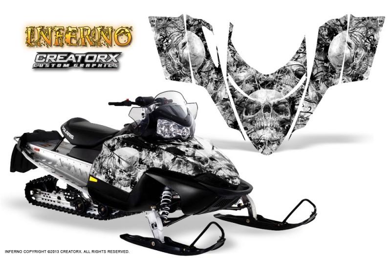 Polaris-RMK-Shift-Chassis-CreatorX-Graphics-Kit-Inferno-White