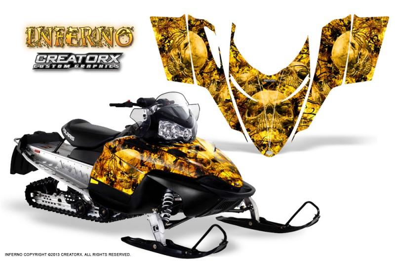 Polaris-RMK-Shift-Chassis-CreatorX-Graphics-Kit-Inferno-Yellow