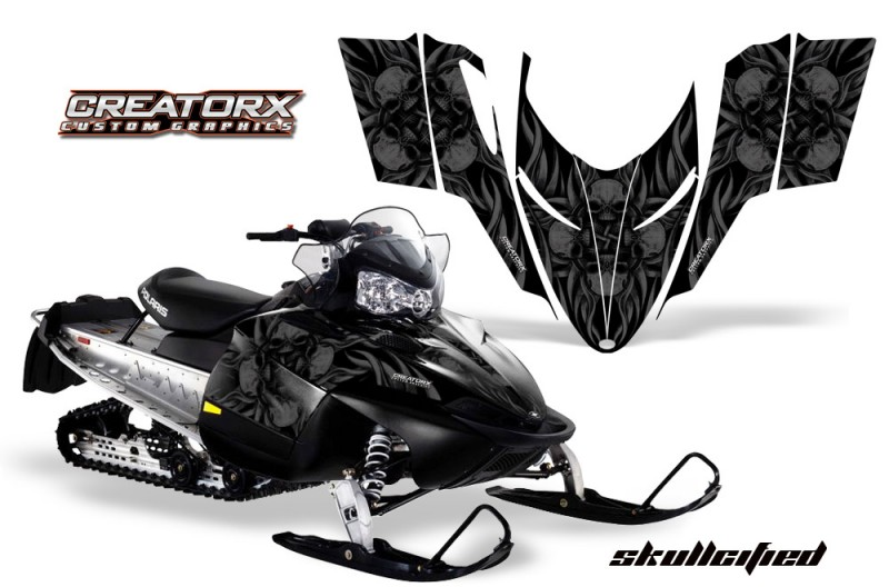 Polaris-RMK-Shift-Chassis-CreatorX-Graphics-Kit-Skullcified-Black