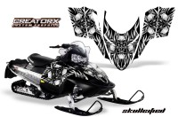 Polaris-RMK-Shift-Chassis-CreatorX-Graphics-Kit-Skullcified-Silver