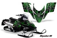 Polaris-RMK-Shift-Chassis-CreatorX-Graphics-Kit-SpiderX-Green