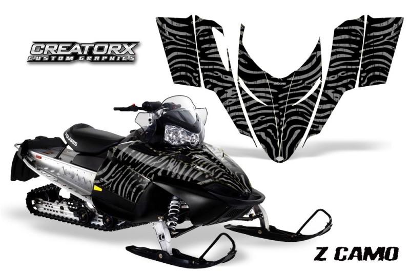 Polaris-RMK-Shift-Chassis-CreatorX-Graphics-Kit-ZCamo-Silver