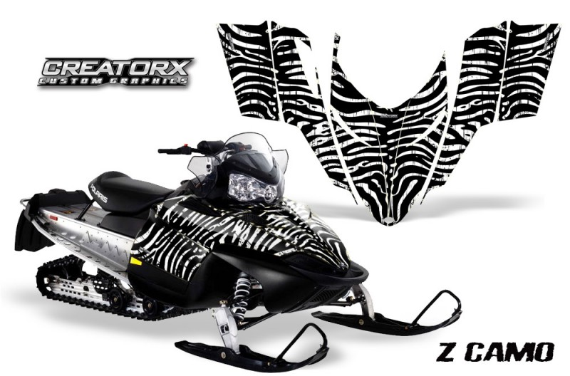 Polaris-RMK-Shift-Chassis-CreatorX-Graphics-Kit-ZCamo-White