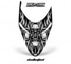 Polaris-RMK-Shift-Hood-CreatorX-Graphics-Kit-Skullcified-Silver