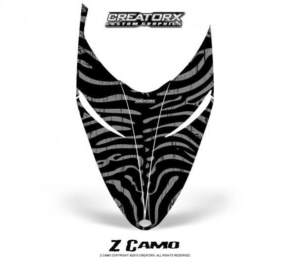 Polaris-RMK-Shift-Hood-CreatorX-Graphics-Kit-ZCamo-Silver