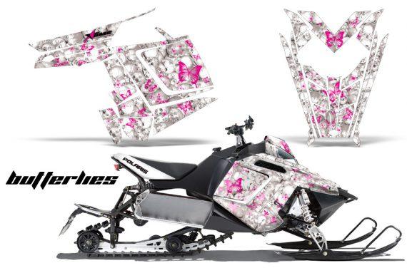 Polaris RUSH AMR Graphics Kit BF PW 570x376 - Polaris PRO RMK RUSH 2011-2014 Graphics