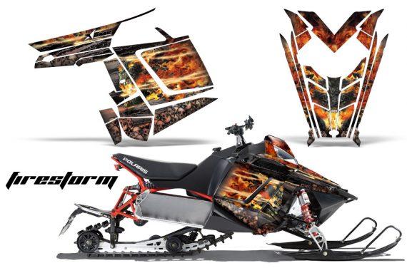 Polaris RUSH AMR Graphics Kit FS B 570x376 - Polaris PRO RMK RUSH 2011-2014 Graphics