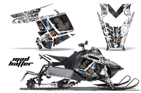Polaris RUSH AMR Graphics Kit MH WB 570x376 - Polaris PRO RMK RUSH 2011-2014 Graphics