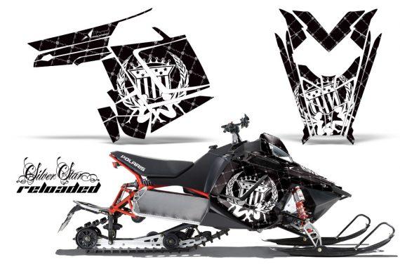 Polaris RUSH AMR Graphics Kit SSR WB 570x376 - Polaris PRO RMK RUSH 2011-2014 Graphics