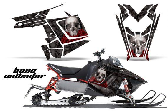 Polaris RUSH AMR Graphics Kit bc b 570x376 - Polaris PRO RMK RUSH 2011-2014 Graphics