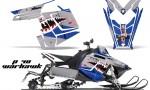 Polaris RUSH P40 B 150x90 - Polaris PRO RMK RUSH 2011-2014 Graphics