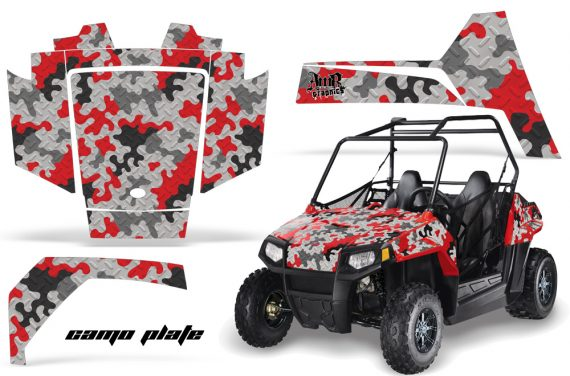 Polaris RZR 170 AMR Graphic Kit CP R 570x376 - Polaris Youth RZR 170 Graphics