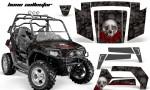 Polaris RZR 800 06 10 AMR Graphic Kit BLACK BoneCollector 150x90 - Polaris RZR 800 800s 2006-2010 Graphics