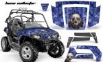 Polaris RZR 800 06 10 AMR Graphic Kit BLUE BoneCollector 150x90 - Polaris RZR 800 800s 2006-2010 Graphics