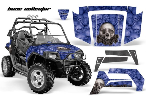 Polaris RZR 800 06 10 AMR Graphic Kit BLUE BoneCollector 570x376 - Polaris RZR 800 800s 2006-2010 Graphics