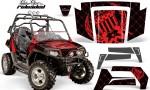 Polaris RZR 800 06 10 AMR Graphic Kit RED BLACKBG Reloaded 150x90 - Polaris RZR 800 800s 2006-2010 Graphics