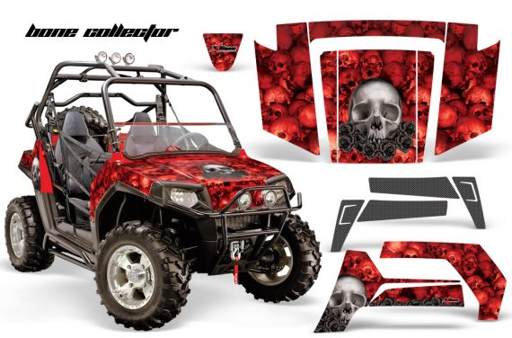 Polaris RZR 800 06 10 AMR Graphic Kit RED BoneCollector 570x376 - Polaris RZR 800 800s 2006-2010 Graphics