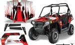 Polaris RZR 800 11 12 AMR Graphic Kit CX R 150x90 - Polaris RZR 800 800s 2011-2014 Graphics