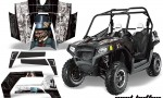 Polaris RZR 800 11 12 AMR Graphic Kit MH BW 150x90 - Polaris RZR 800 800s 2011-2014 Graphics