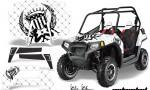 Polaris RZR 800 11 12 AMR Graphic Kit SSR BW 150x90 - Polaris RZR 800 800s 2011-2014 Graphics