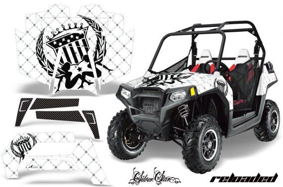 Polaris RZR 800 11 12 AMR Graphic Kit SSR BW 570x376 - Polaris RZR 800 800s 2011-2014 Graphics