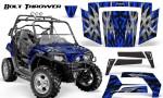 Polaris RZR 800 2006 2010 CreatorX Graphics Kit Bolt Thrower Blue 150x90 - Polaris RZR 800 800s 2006-2010 Graphics