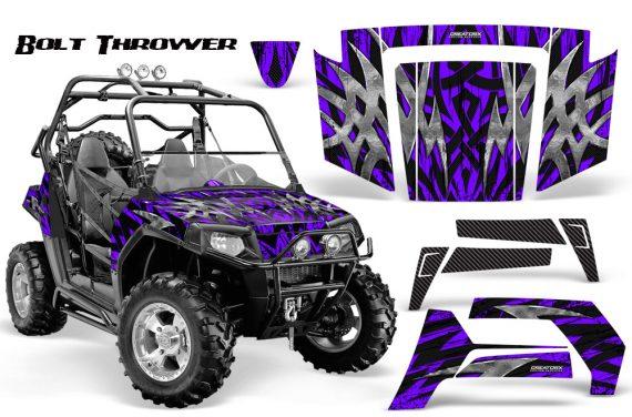 Polaris RZR 800 2006 2010 CreatorX Graphics Kit Bolt Thrower Purple 570x376 - Polaris RZR 800 800s 2006-2010 Graphics