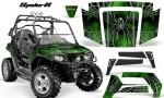 Polaris RZR 800 2006 2010 CreatorX Graphics Kit SpiderX Green 150x90 - Polaris RZR 800 800s 2006-2010 Graphics