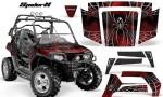Polaris RZR 800 2006 2010 CreatorX Graphics Kit SpiderX Red 150x90 - Polaris RZR 800 800s 2006-2010 Graphics