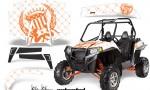 Polaris RZR 900 11 12 AMR Graphic Kit SSR O W 150x90 - Polaris RZR 900 XP UTV 2011-2014 Graphics