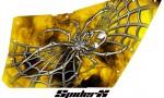 Polaris RZR OEM Door CreatorX Graphics SpiderX Yellow1 150x90 - Polaris XP RZR 800/900 CREATORX Graphics for OEM Polaris Doors