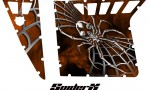 Polaris RZR Pro Armor CreatorX Graphics SpiderX Orange 150x90 - Polaris RZR 570 800 900 Pro Armor Door CREATORX Graphics Kit